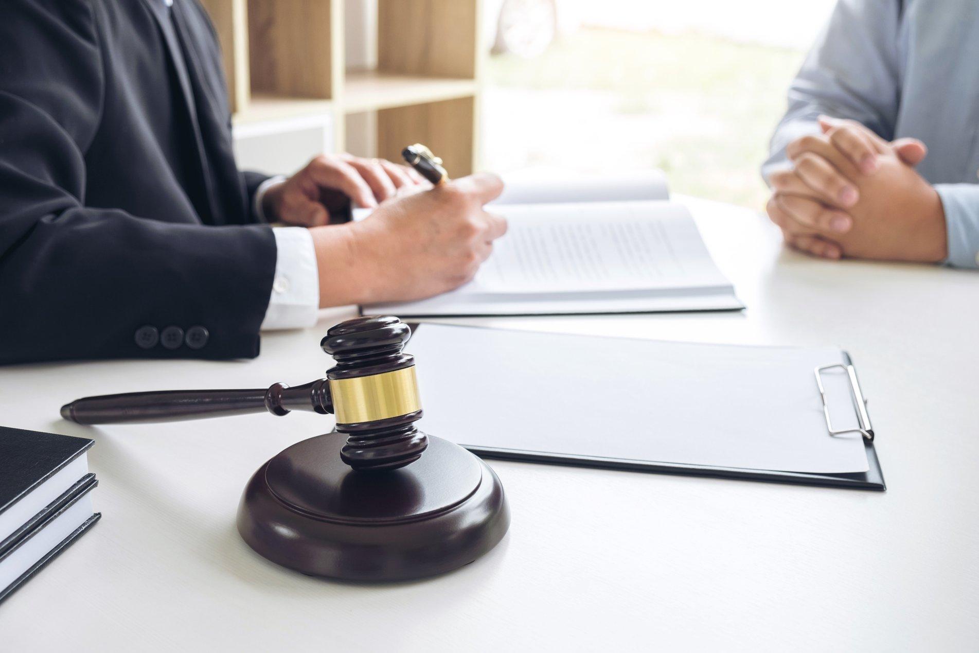 Advocaat uitkering | Gratis advocaat [intakegesprek]